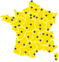 Zones d'Interventions